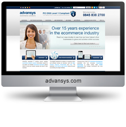 Advansys SEO results