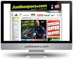 Just Keepers SEO results