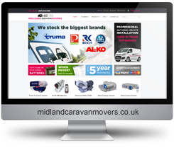 Midland Caravan Movers