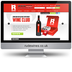 Rude Wines SEO results