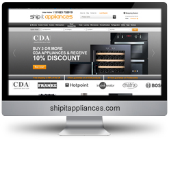 Ship It Appliances SEO results