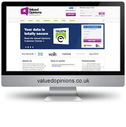 Valued Opinions SEO results