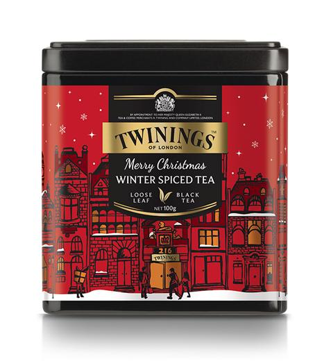 Christmas Tea Twinings