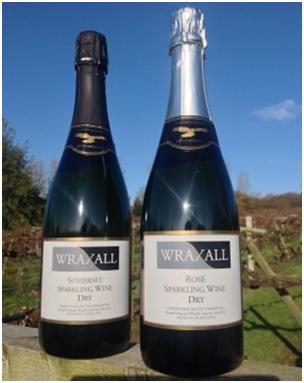 Wraxall Wine Labels